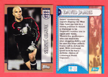 England David James West Ham United 15